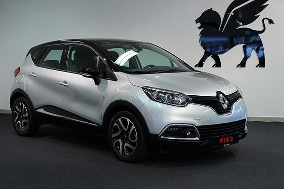 Renault Captur 120hk Aut. Navigasjon BT