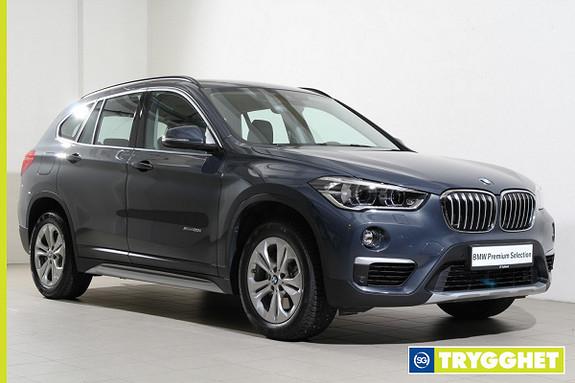 BMW X1 xDrive20i Automat Navi-Bluetooth-DAB+-Kamera-Norsk++