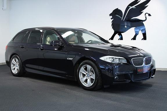 BMW 5-serie 520dat M-Sport H.feste Comfort Navi