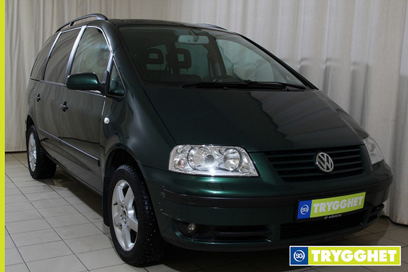 Volkswagen Sharan 1,9 115hk TDI Comfortline 4Motion