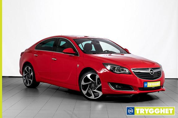 Opel Insignia 1,6T 170hk Premium aut FULL OPC PAKKE-20