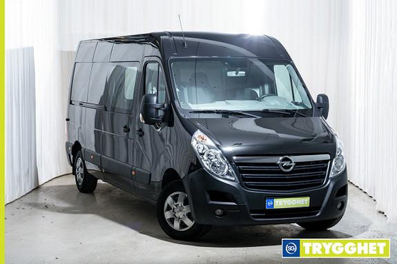 Opel Movano 2,3 CDTI 163hk Mester Premium L3H2 PARKVARMER-NAVI-USB