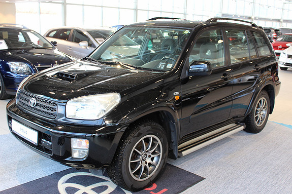 Toyota RAV4 2.0 116 hk AWD  2003, 201686 km, kr 88000,-