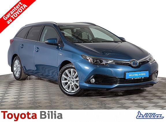 Toyota Auris Touring Sports 1,8 Hybrid Style Automat, Dab+  2016, 16345 km, kr 289900,-