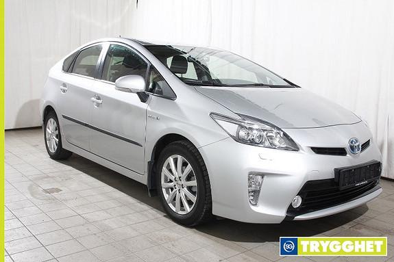 Toyota Prius 1,8 Advance Navigasjon-Ryggekamera-Cruisecontrol +++