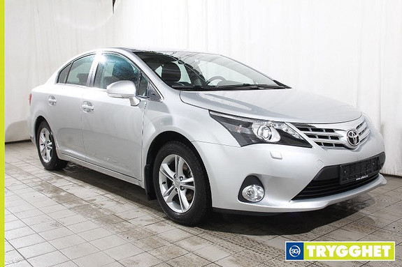 Toyota Avensis 1,8 147hk Advance Multidrive S Ryggekam-Bluetooth-HF