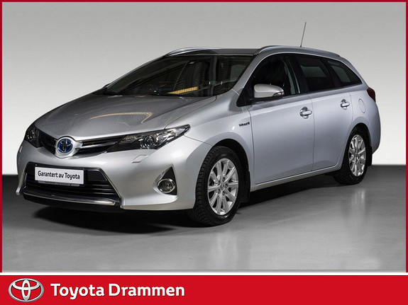 Toyota Auris Touring Sports 1,8 Hybrid Active  2014, 57 500 km, kr 219 000,-