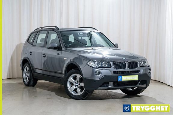 BMW X3 xDrive20d Aut. Krok Sportseter PDC Xenon