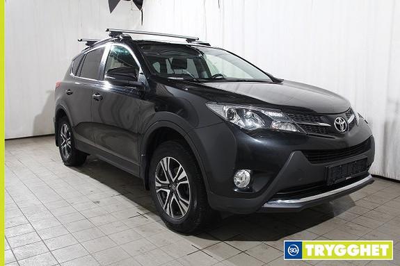 Toyota RAV4 2,2 D-4D 4WD Active Xenon-El.bakluke-DAB+-HF-Klima