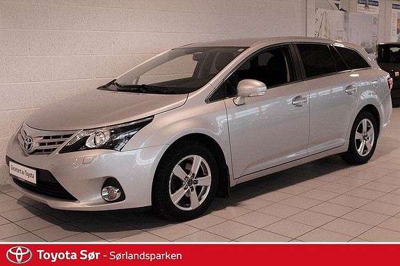 Toyota Avensis 2,0 D-4D 124hk Advance in Business Marskampanje  2013, 43000 km, kr 229000,-