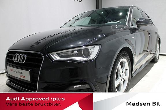 Audi A3 Sportback 1,2 TFSI 105hk Ambition S tronic Panoramatak,