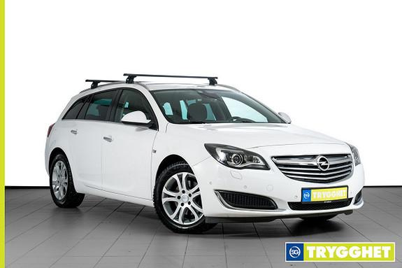 Opel Insignia Sports Tourer 2,0 CDTi 120hk Cosmo NAVI-DAB-RYGGEKAMERA