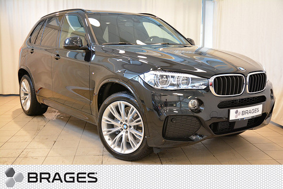 BMW X5 xDrive30d 7-seter, ALL INCLUSIVE NIGHT VISION  2017, 1680 km, kr 1245000,-