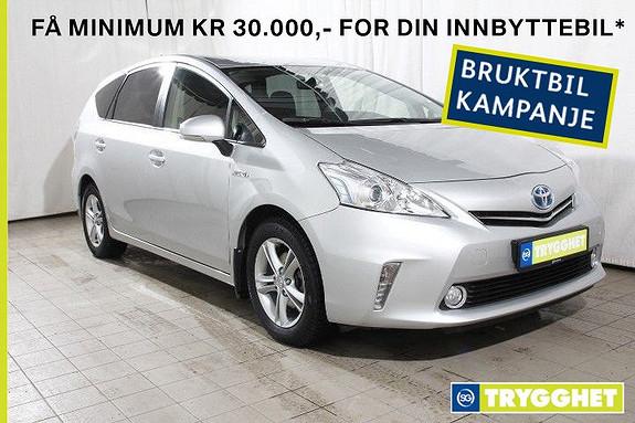 Toyota Prius+ Seven 1,8 VVT-i Hybrid Advance DAB+Cruise-Klima-Bluetooth