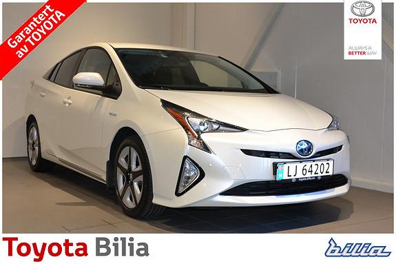 Toyota Prius 1,8 VVT-i Hybrid Executive  2016, 11567 km, kr 309000,-