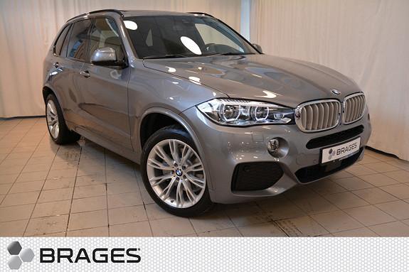 BMW X5 xDrive40e, NORSK MSPORT NAVI HEAD-UP KROK NIGHTVISION++  2017, 1630 km, kr 1023000,-