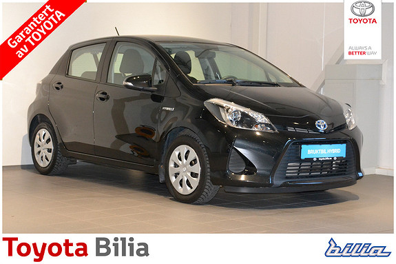 Toyota Yaris 1,5 Hybrid Active e-CVT  2014, 45000 km, kr 159000,-