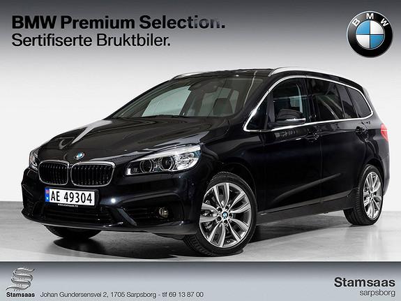 BMW 2-serie 218i Gran Tourer l Hengerfeste l Navi l Ryggekamera l H