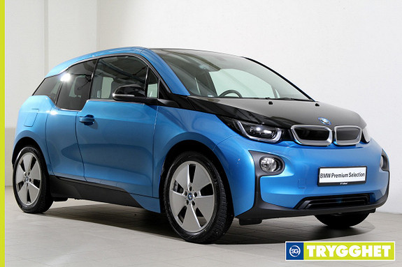 BMW i3 94Ah Charged Edition -Navi-HiFi-Bluetooth-DAB+-Norsk++