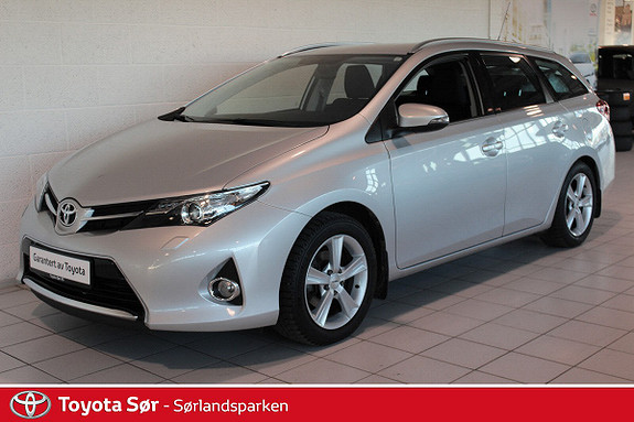 Toyota Auris 1,6 Valvematic Active  2014, 43500 km, kr 225000,-