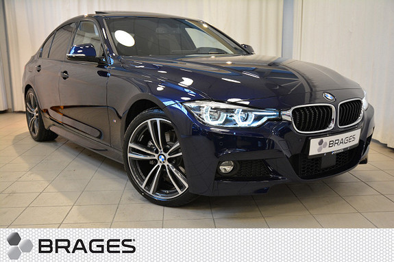 BMW 3-serie 330e PLUG IN HYBRID NORSK INDIVIDUAL NAVI LUKE KAMERA++  2017, 1680 km, kr 535000,-