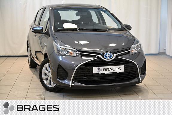 Toyota Yaris 1,5 Hybrid Active 1-Eier, Tectylert, Navigasjon, Cruise  2015, 16500 km, kr 189000,-