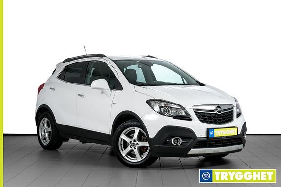 Opel Mokka 1.7 CDTI ecoFLEX Cosmo HENGERFESTE-NAVI-BIXENON-DAB-USB