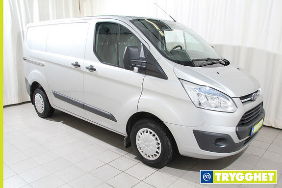 Ford Transit Custom 2,2 TDCi 125hk 270S Trend Garanti/Lav.km/God plass/God