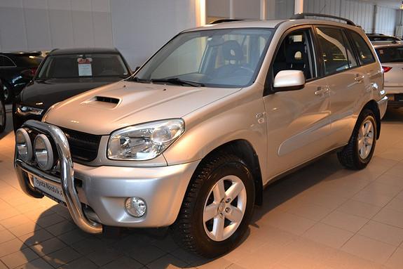 Toyota RAV4 D-4D 4wd  2004, 187500 km, kr 99000,-