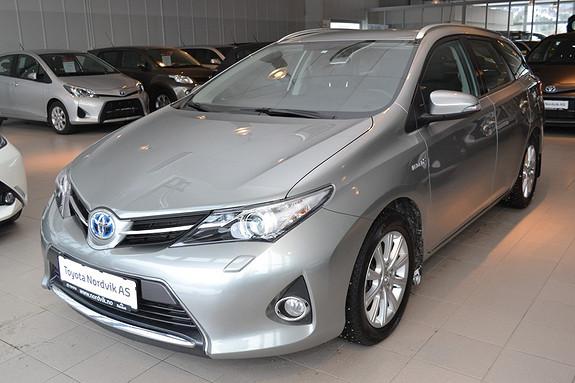 Toyota Auris Touring Sports 1,8 Hybrid Active  2013, 19500 km, kr 239000,-