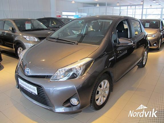Toyota Yaris 1,5 Hybrid Active e-CVT DAB+  2014, 20196 km, kr 179000,-