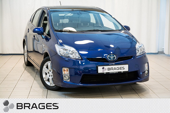 Toyota Prius 1,8 VVT-i Hybrid Executive Navi, Ryggekamera, Cruise, S  2011, 94000 km, kr 165000,-