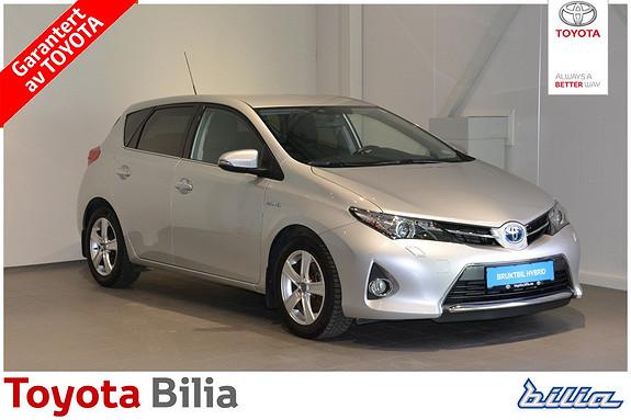 Toyota Auris 1.8 Hybrid Active Automat Navi, Dab+, Aut.  2015, 43942 km, kr 215000,-