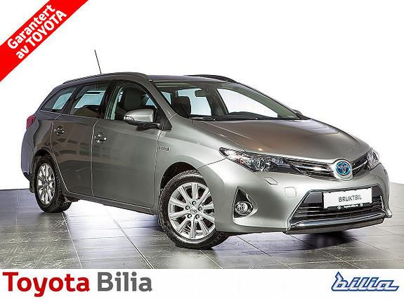Toyota Auris Touring Sports 1,8 Hybrid Active automat  2014, 24800 km, kr 219900,-