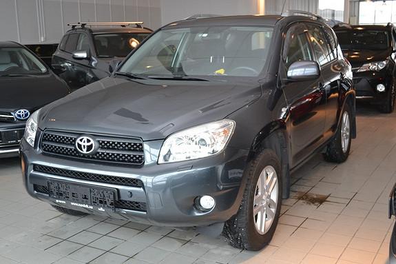Toyota RAV4 2,0 VVT-i Sport  2006, 110087 km, kr 149000,-