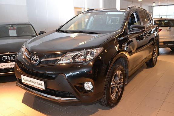 Toyota RAV4 2,0 4WD Multidrive S Executive Skinn. Navi. Ryggekamera  2013, 23000 km, kr 379000,-