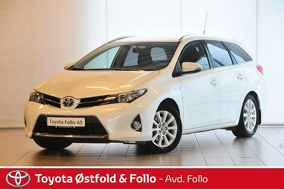 Toyota Auris Touring Sports 1,8 Hybrid Active+  2013, 70196 km, kr 209000,-
