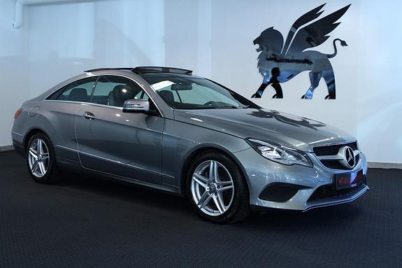 Mercedes-Benz E-Klasse Coupè Luke Navi PDC Cruise Xenon