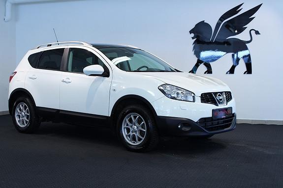 Nissan Qashqai Tekna Elegance Skinn Bose Panorama