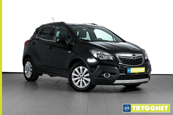 Opel Mokka 1.7 CDTI 4X4 Premium NAVI-SKINN-BOSE-USB-DAB-BT-SOLTAK