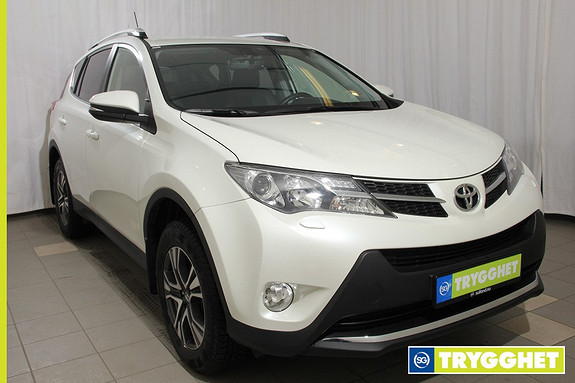 Toyota RAV4 2,0 D-4D 4WD Executive