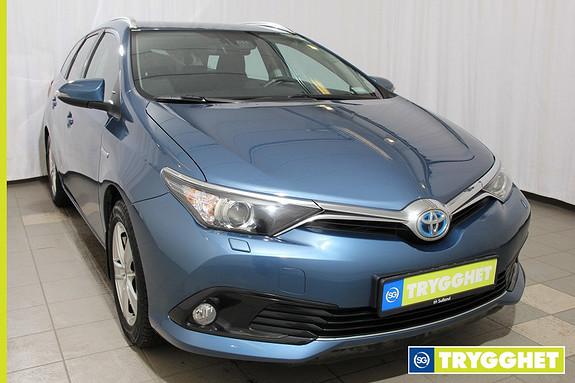 Toyota Auris 1,8 Hybrid E-CVT Active S Toyota Safety Sense