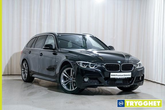 BMW 3-serie 320d xDrive Touring 190hk aut M-Sport Topputstyrt Skinn
