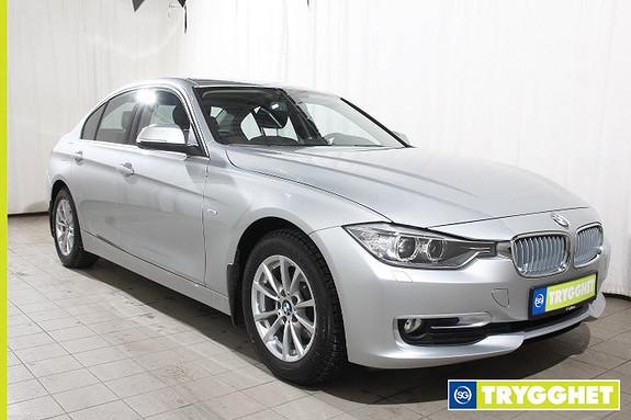 BMW 3-serie 318d Advantage (143hk) Automat Velholdt LAV KM
