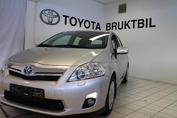Toyota Auris 1,8 Hybrid Executive 5d.  2010, 63000 km, kr 154000,-