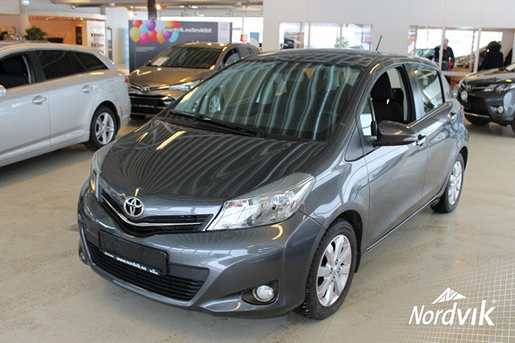 Toyota Yaris 1,33 Style Multidrive S Navikampanje automat  2012, 25287 km, kr 159000,-