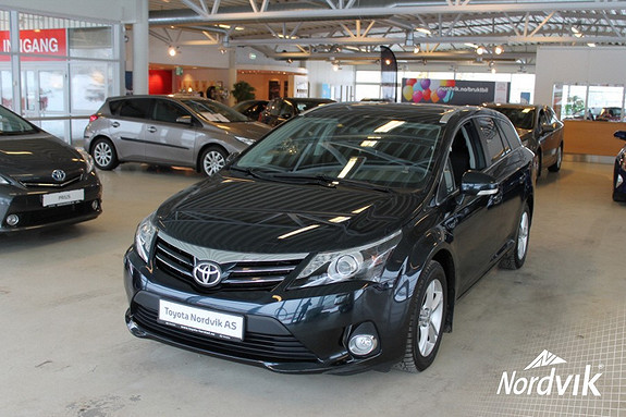 Toyota Avensis 1,8 147hk Advance Multidrive S Aut  2012, 85818 km, kr 239000,-