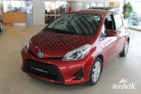 Toyota Yaris 1,5 Hybrid Active automat  2013, 19314 km, kr 169000,-