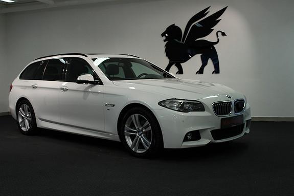BMW 5-serie M-Sport Pano Navi Pro 19