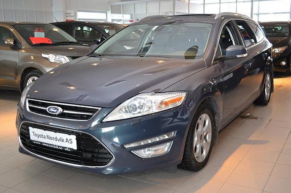 Ford Mondeo 1,6 TDCi 115hk Titanium  2013, 90627 km, kr 169000,-